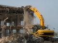 Demolizione edificio